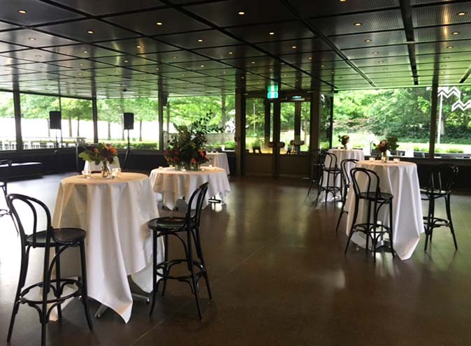 National Gallery Of Victoria – Garden Restaurant
