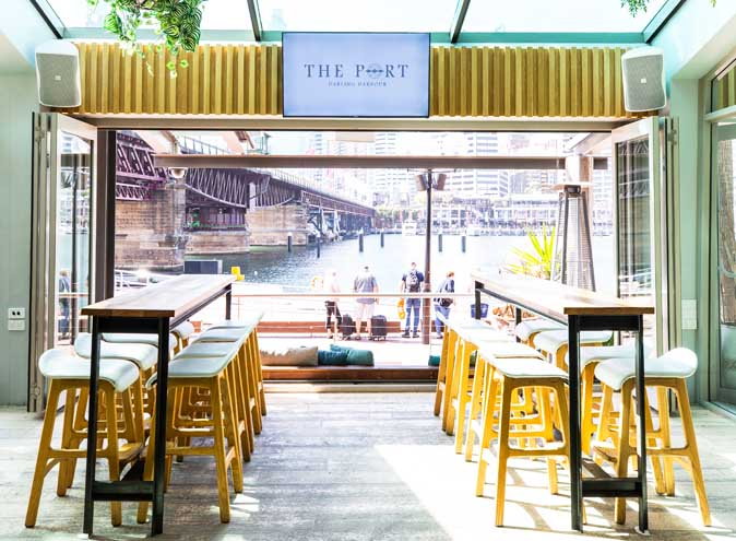 The Port – Best Outdoor Bars