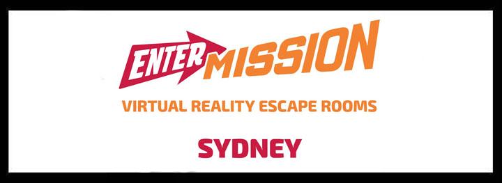 Entermission Sydney – Virtual Reality Escape