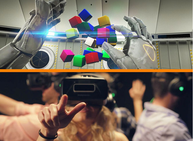 Entermission Sydney <br/> Virtual Reality Escape