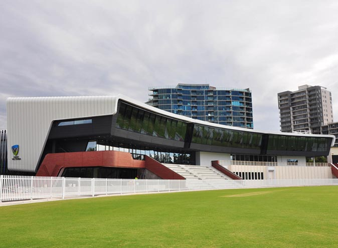 CitiPower Centre <br/> @ Junction Oval