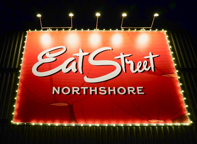 Eat Street Northshore – Outdoor Bars