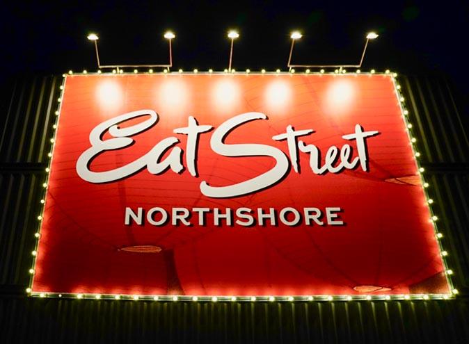 Eat Street Northshore – Laneway Restaurants