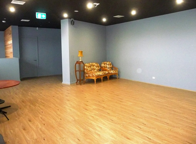 Austech: The Good Room – Blank Canvas Space