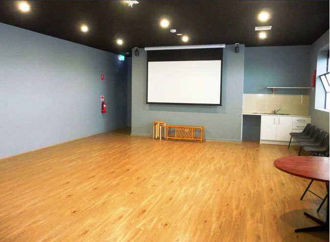 Austech: The Good Room – Venue Hire