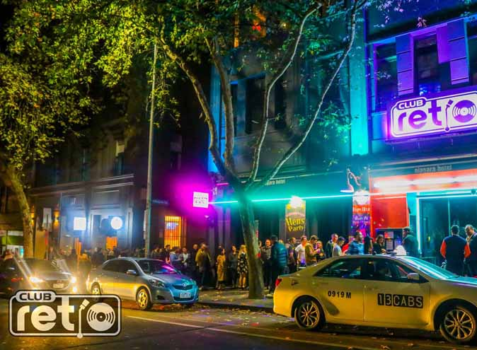 Club Retro – Fun CBD Nightclubs