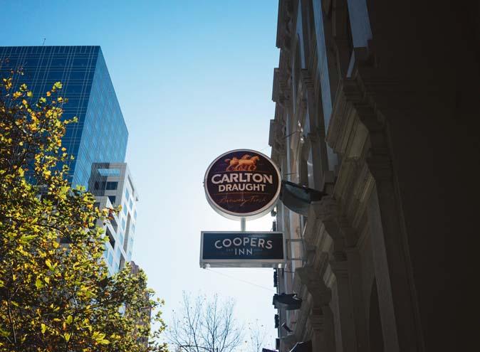Coopers Inn <br/> Best CBD Pubs
