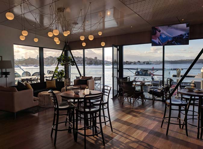 Empire Lounge <br/>Top Waterfront Restaurants