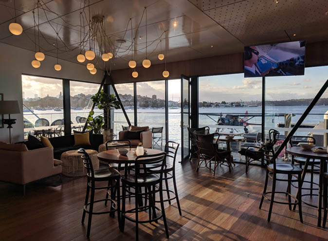 Empire Lounge – Waterfront Restaurants