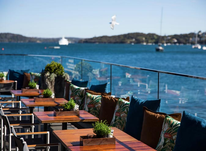 Empire Lounge – Waterfront Restaurants