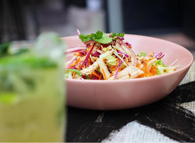Honkas Bar + Eats <br/> Pan-Asian Restaurants