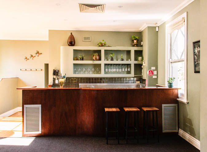 Kent Hotel – Carlton North Bars