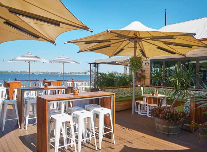 The Lucky Shag – CBD Waterfront Bars
