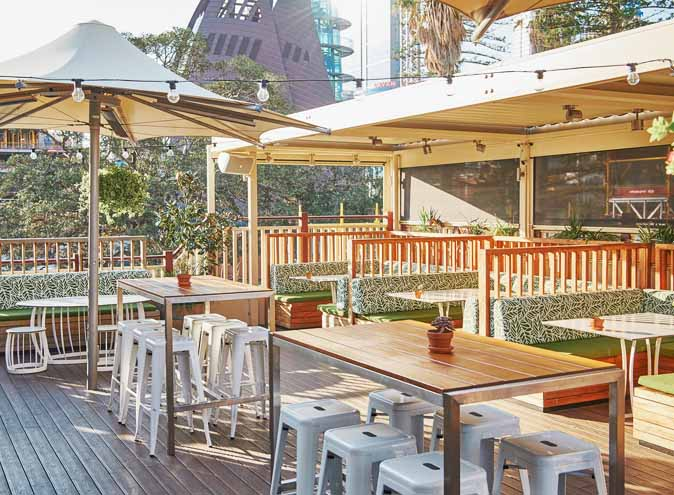 The Lucky Shag <br/> Top Rooftop Venues