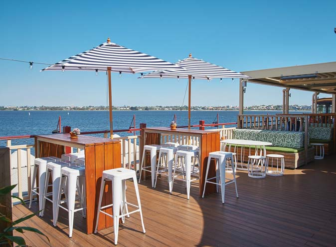 The Lucky Shag – Waterfront Restaurants