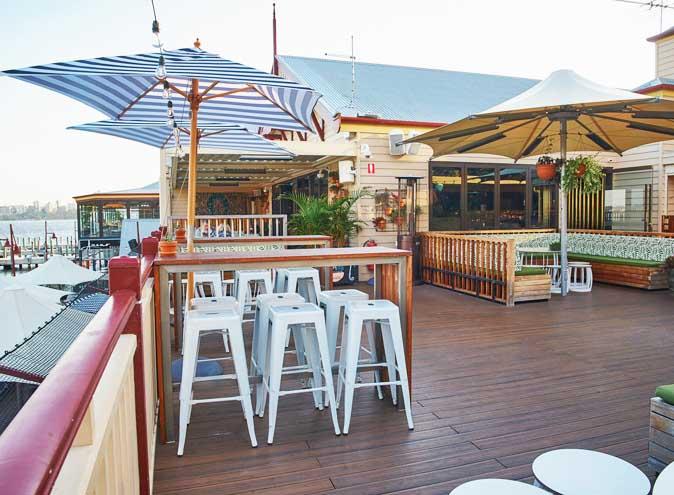 The Lucky Shag <br/> Best Waterfront Restaurants