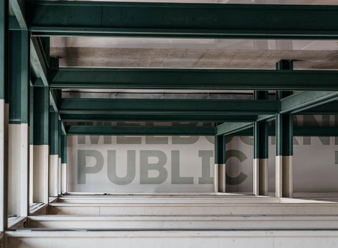 Melbourne Public – South Wharf Eateries