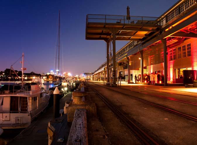 Morso Events – Harbourside Venues