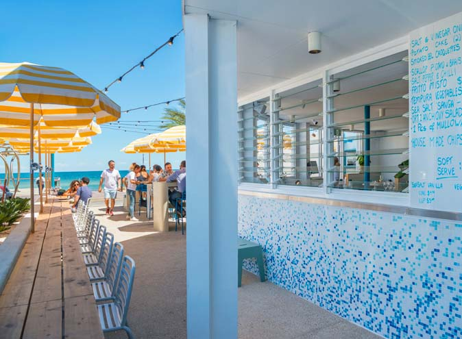 SeaSalt <br/> Beachfront Function Venues