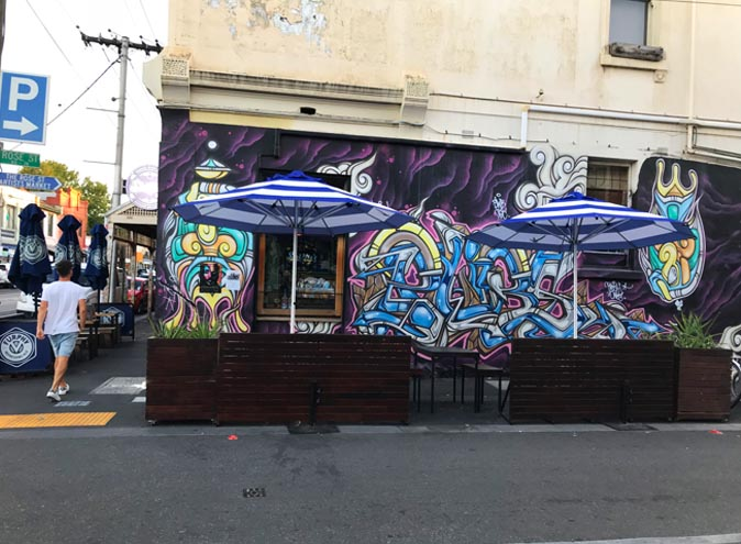Shifty's – Urban Fitzroy Venues