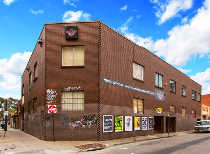 The SoundLab – Large Warehouses