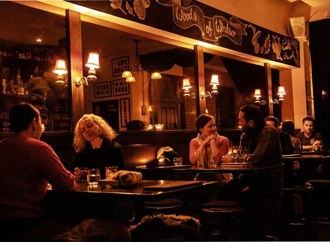 Woods of Windsor chapel south yarra prahran bar bars cocktail wine date late night speakeasy unique whiskey flights groups 4