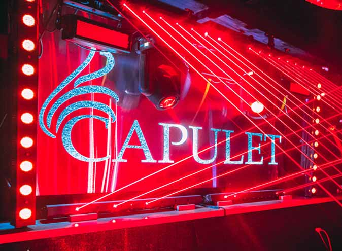 Capulet – Top Brisbane Nightclubs