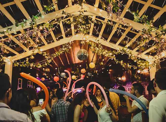 Capulet – Amazing Outdoor Venues