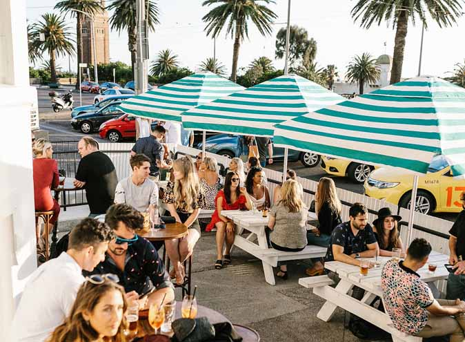Hotel Esplanade – Top St Kilda Restaurants