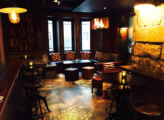 New Hampton Hotel – Hidden Bars