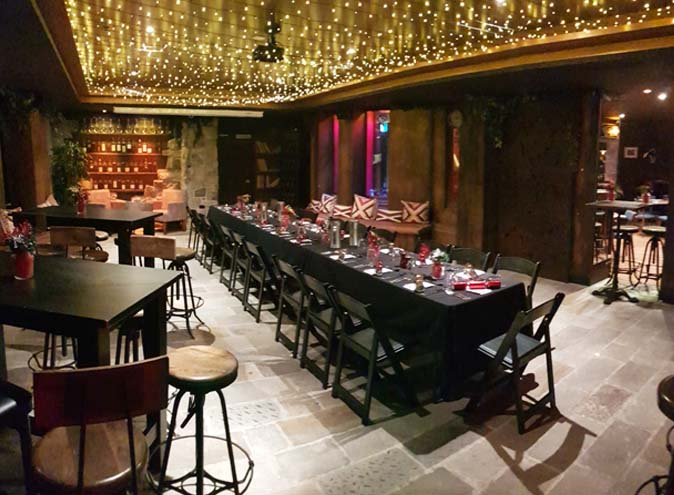 New Hampton Hotel – Modern Pubs