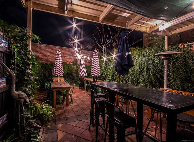 Smokin Barry's – Great Courtyard Venues