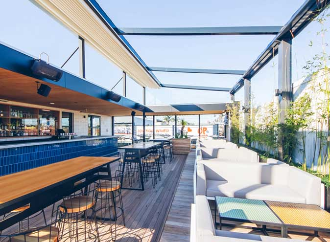 The Osborne Rooftop – Modern Pubs