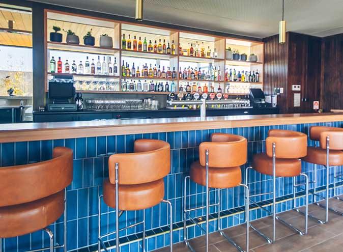The Osborne Rooftop </br> Modern Pubs