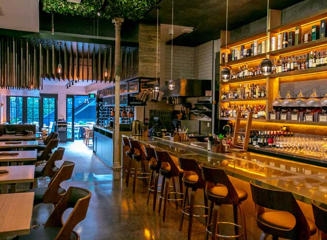 Vaquero Dining – Hidden Bars