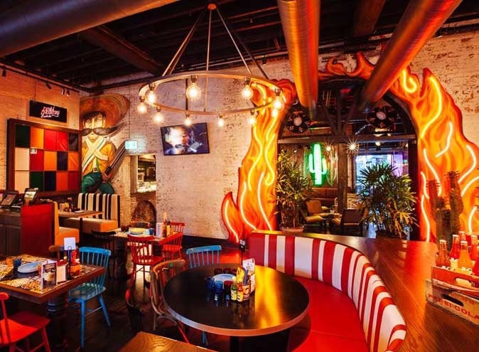 El Camino Cantina – Tex-Mex Restaurant