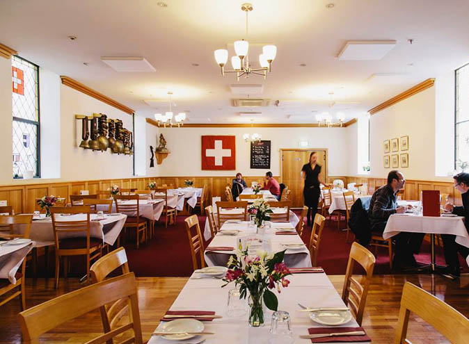 Swiss Club Restaurant | European Restaurants