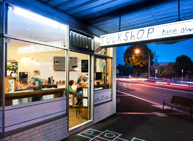 Tuck Shop Take Away – Caulfield Restaurants
