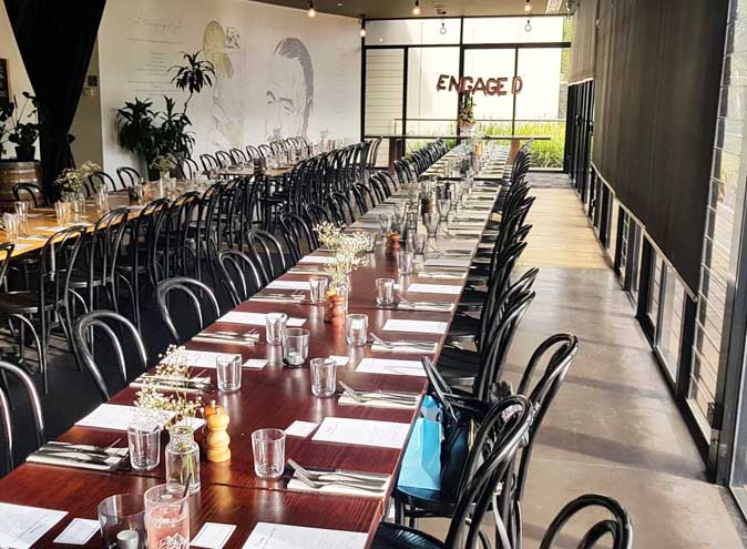 Arcobar – Sit-Down Event Venues