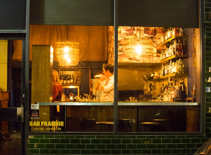 Bad Frankie – Fitzroy Bars
