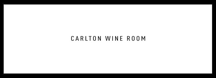 Carlton Wine Room – Private Spaces