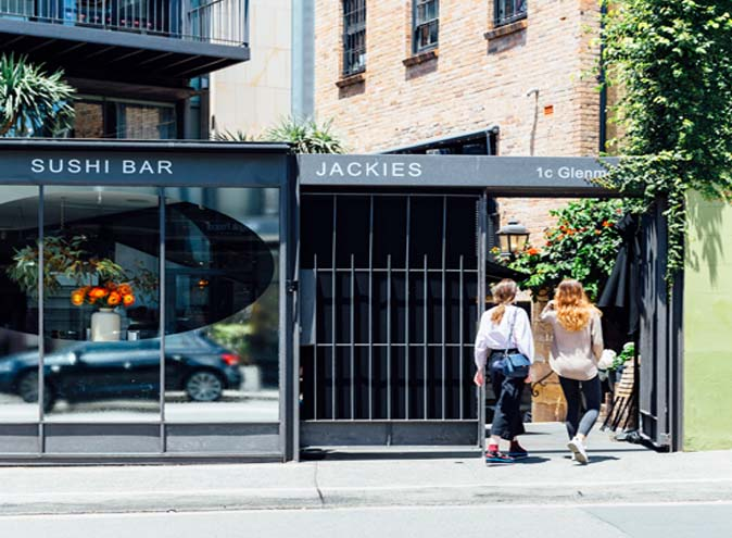 Jackies – Top Daytime Eateries