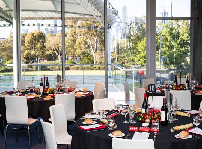 Melbourne Sports & Aquatic Centre