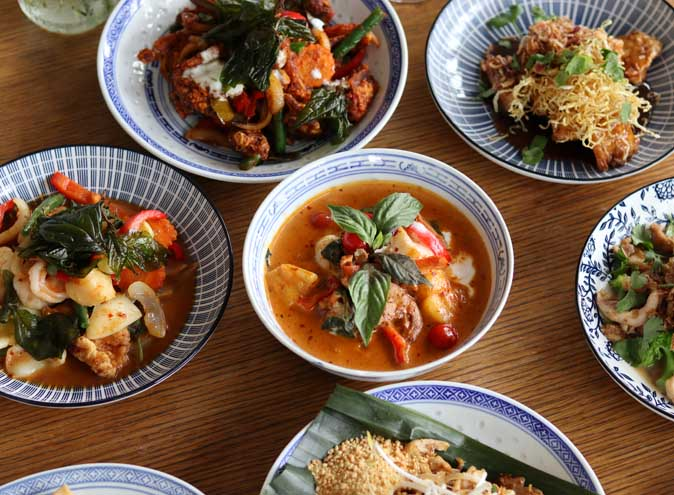 Mons Ban Sabai Thai – Private Dining