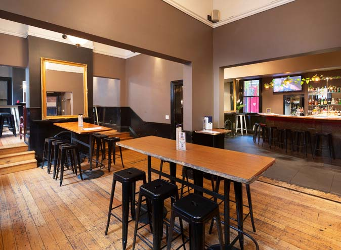 Royal Melbourne Hotel – Late Night Bars