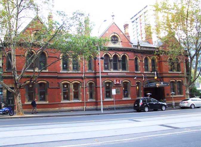 Royal Melbourne Hotel – Top Venues