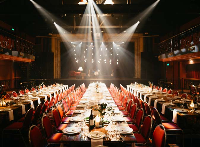 The Tivoli – Large Function Venues