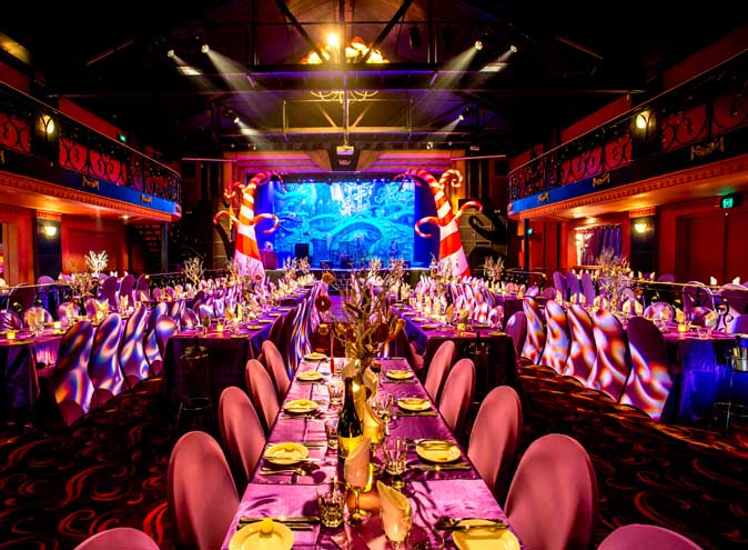 The Tivoli <br/> Large Function Rooms