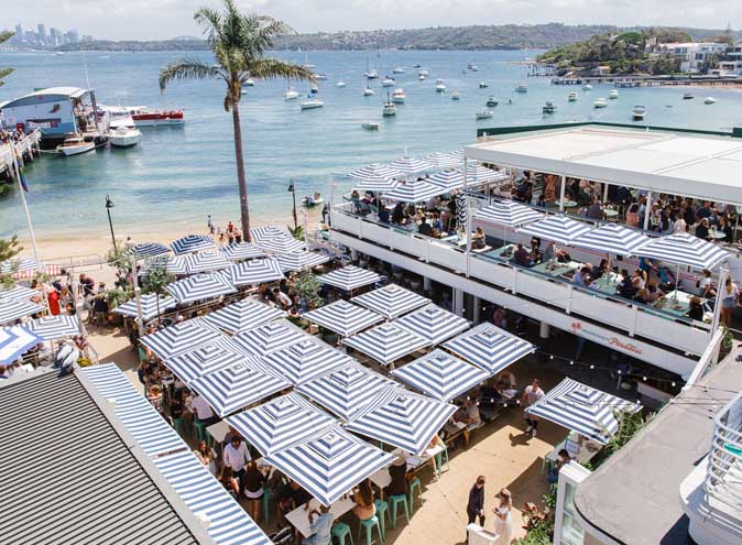 Watsons Bay Hotel bar watsons bay sydney hidden cocktail top best good large bay bayside beachside waterfront beach club dj roodtop beer garden 001