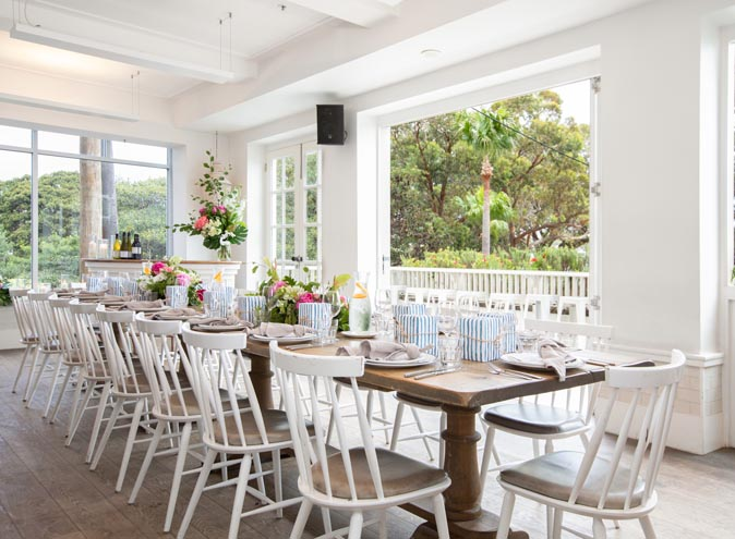Watsons Bay Boutique Hotel – Venue Hire